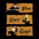 The Brave, the Smart, and the Ginger