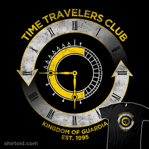 Time Travelers Club