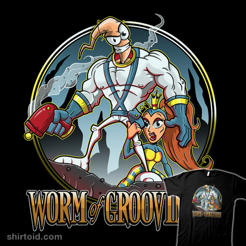 Worm of Grooviness