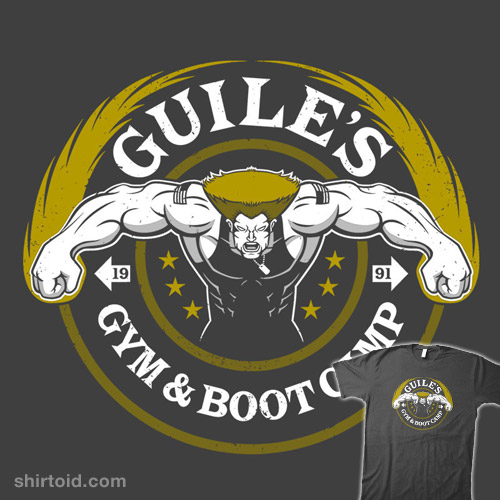Guile's Gym