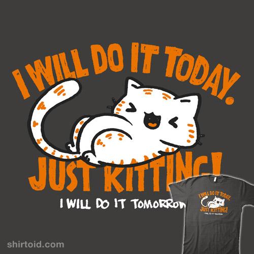 Just kitting