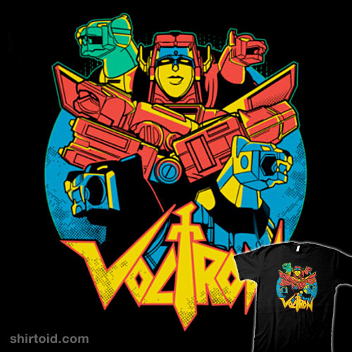 Let's Go, Voltron Force!