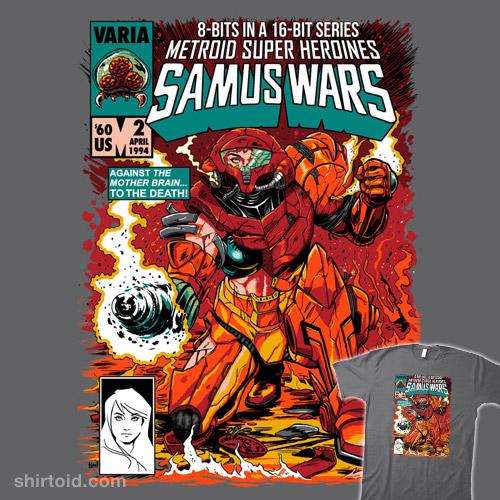 Samus Wars