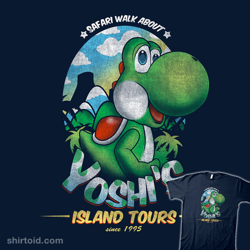Yoshi's Island Tours