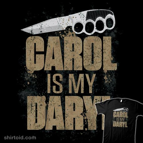 Carol Is My Daryl