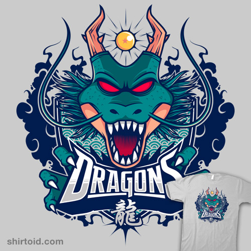 Team Dragons