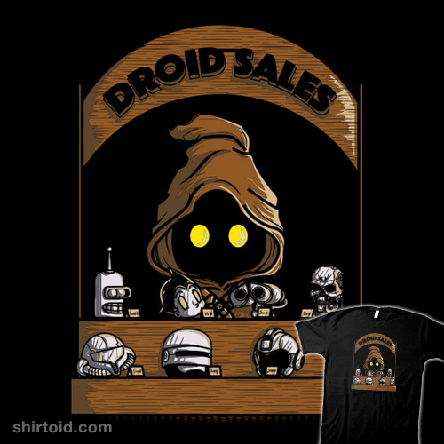 Droid Sales