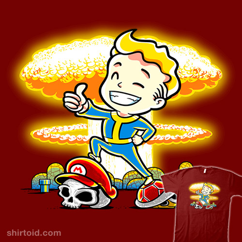 Fall of Mushroom Kingdom