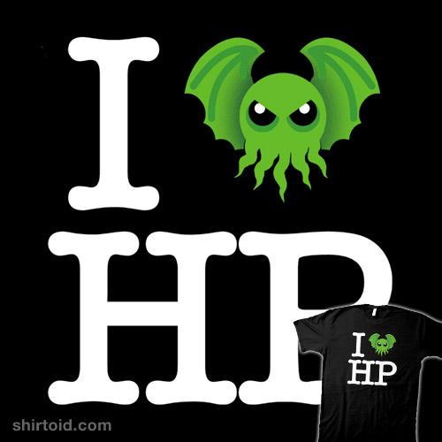 I Love Lovecraft