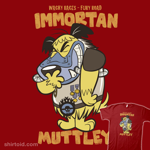 Immortan Muttley