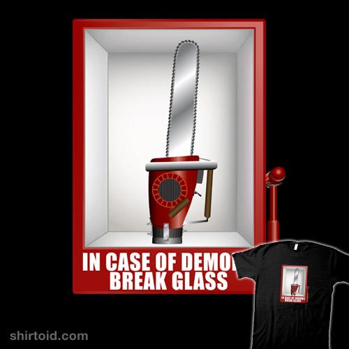 In Case of Demons