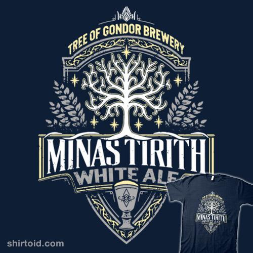 Minas Tirith White Ale