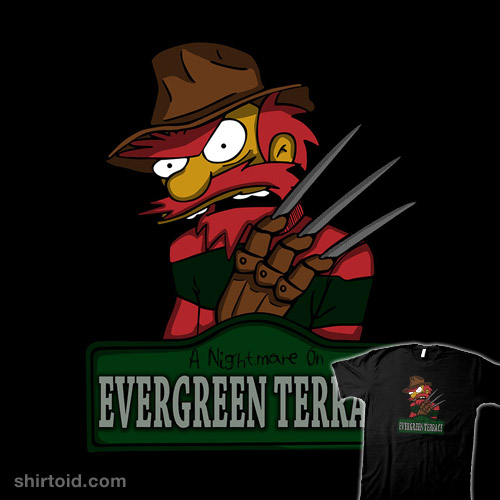 Nightmare On Evergreen