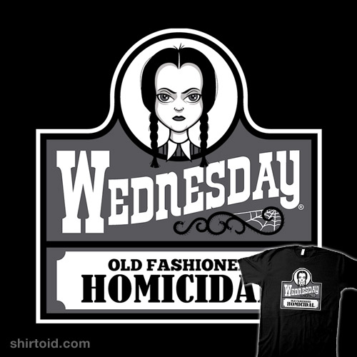 Old Fashioned Homicidal