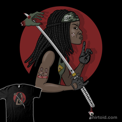 On A Michonne