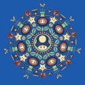 One Up Mandala