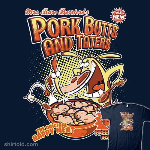 Pork Butts and Taters