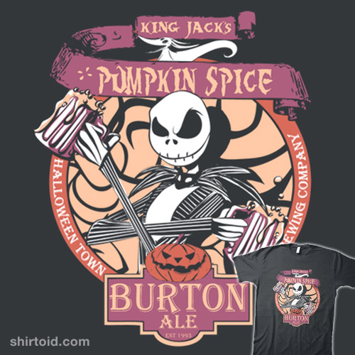 Pumpkin King Ale