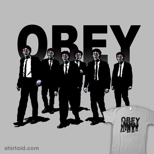 Obey Dogs | Shirtoid