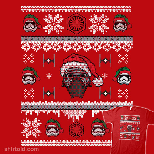 First Order Christmas