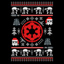 Galactic Holiday Sweater