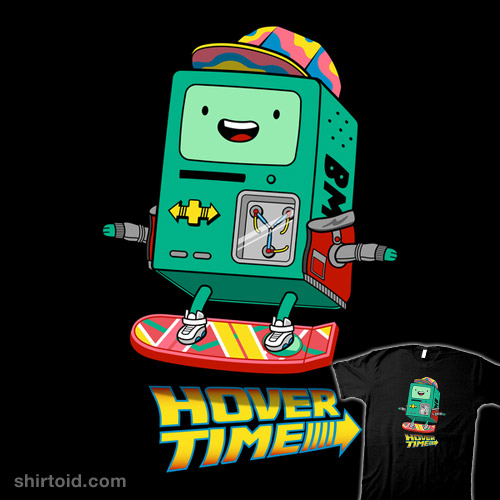 HOVER TIME