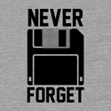 Never Forget Floppy Disk