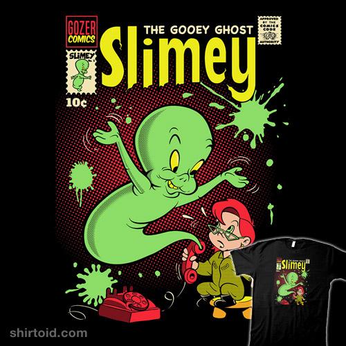 Slimey the Gooey Ghost