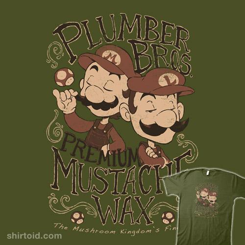 Super Movember Bros