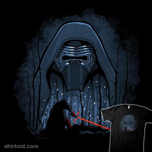 The Dark Side Cometh