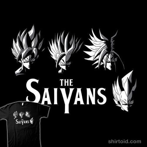 The Saiyans