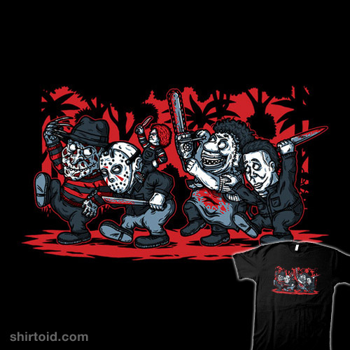 Where the Slashers Are