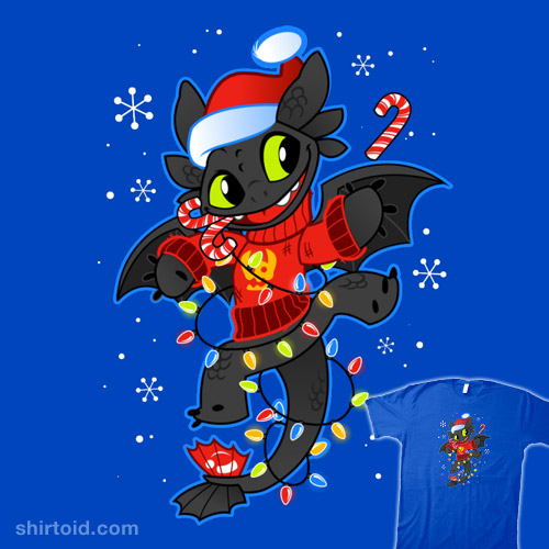 how to train your dragon holiday special