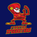 FIGHTING SPEEDSTERS - THE FLASH