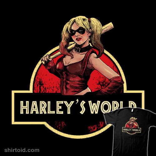 Harley's World