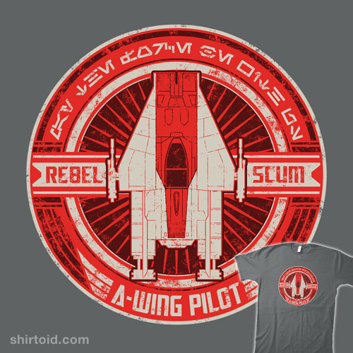 Rebel Scum – A-Wing Pilot