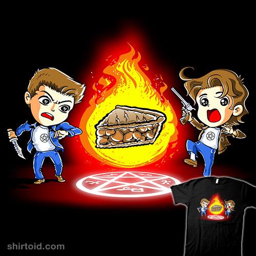 Supernaturally Hot Pie