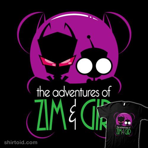 The Adventures of Zim & Gir