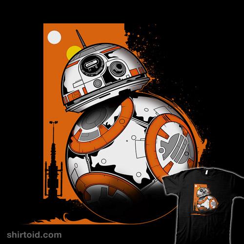 BB-8 Rollin'