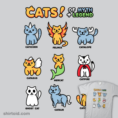 Cats of Myth and Legend
