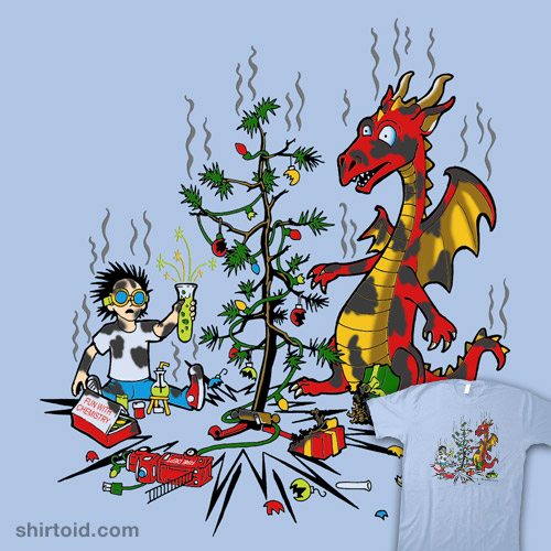 Chemistry Christmas | Shirtoid