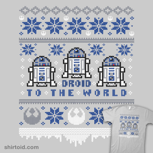 Droid to the World