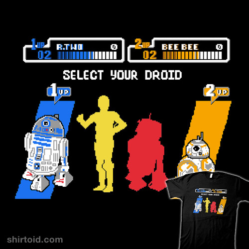 Droids in Time