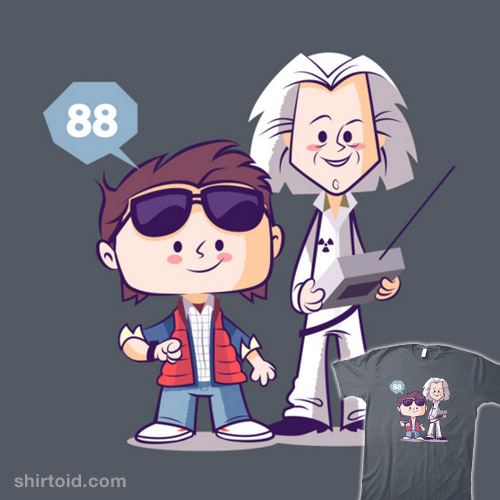 Flux Capacitor Friends