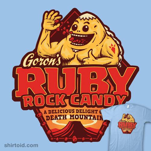 Goron's Ruby Rock Candy