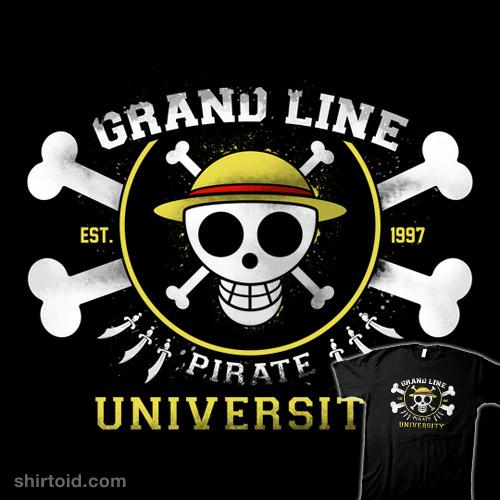 Grand Line University