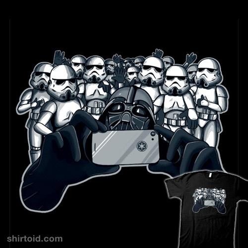 Imperial Selfie