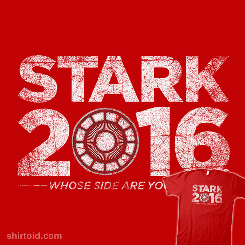 Iron for 2016