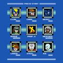 Mega X Man