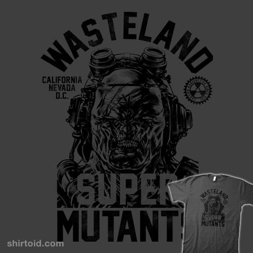 Nuclear Mutants